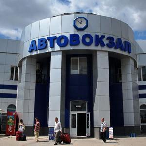 Автовокзалы Медвежьегорска