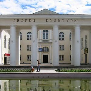 Дворцы и дома культуры Медвежьегорска