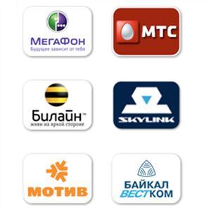 Операторы сотовой связи Медвежьегорска