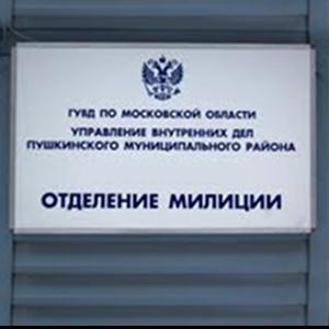 Отделения полиции Медвежьегорска