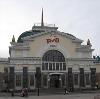 Железнодорожные вокзалы в Медвежьегорске