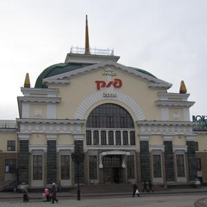 Железнодорожные вокзалы Медвежьегорска
